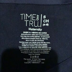 Time and Tru Shorts - Overbelly shorts
